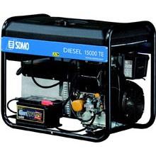 Генератор дизельный SDMO Diesel 15000 TE XL 10кВт трехфазный