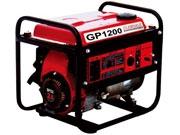 Генератор GLENDALE GP1200 мощность 0,8 кВт, запуск ручной, исполнение-открытый, защита от перегрузки и КЗ, масса 25 кг