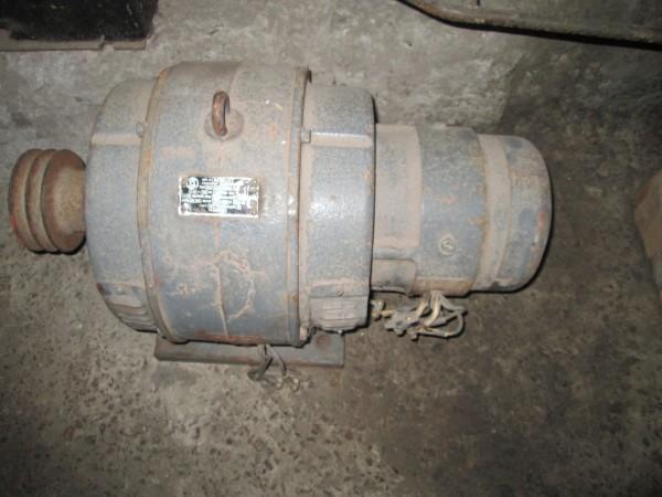 Генератор синхронный тип БМ3-4,5/4-У2.1М1001 3ф 4,5Квт 1500 об/мин
