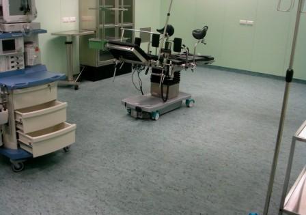 Gerflor Robust EL7 - антистатический линолеум на складе в Киеве. РЕЖЕТСЯ В ЛЮБОМ КОЛИЧЕСТВЕ!