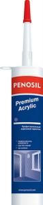Герметик акриловый Penosil белый Однокомпонентный акриловый герметик для самых требовательных пользователей.