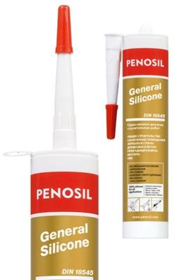 Герметик нейтральный PENOSIL General Silicone