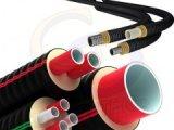Гибкие полимерные предизолированные трубы
