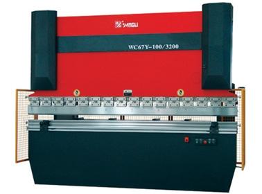 Гидравлические гибочные пресса WC67Y
