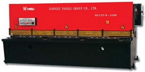 Гидравлические ножницы QC12Y