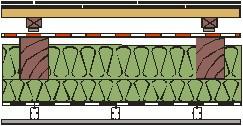 Гидробарьер армированный 110 г/м2 1,5х50 м