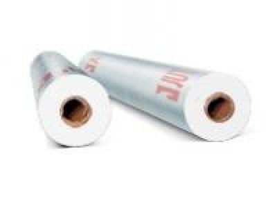 Гидробарьер армированный 90 (75мкв), Размер: 50х1,5 м, Плотность 90 г/м2, цена за рулон.