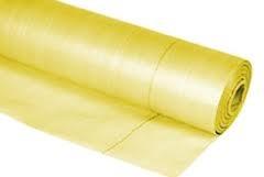 Гидробарьер армированный желтый 75 м2
