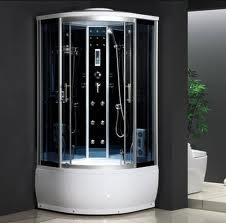 Гидробокс Atlantis AKL 1340 Размер (100*100*218) Задние стенки: синее зеркальное стекло.