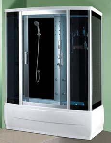 Гидробокс SWD 4812 (150*85*215 см) гл. п. 46 см.