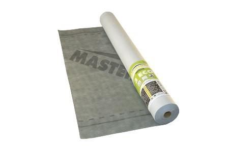 Гидроизоляционная плёнка Супердиффузионная мембрана MASTERMAX 3 ECO; 115 г/кв. м
