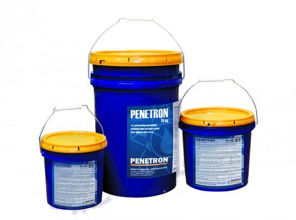 Гидроизоляция бетона проникающая Пенетрон