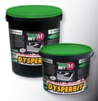 Гидроизоляция DenBraven BIT-M DYSPERBIT асфальтно-каучуковая черная
