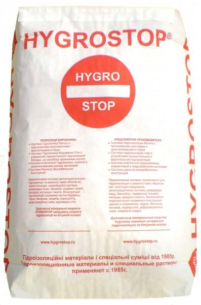 Гидроизоляция фундаментов Hydrostop – проникающая изоляция.