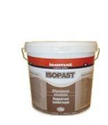 Гидроизоляция фундаментов, стен, полов ИЗОПАСТ Производитель: Isomat, Греция