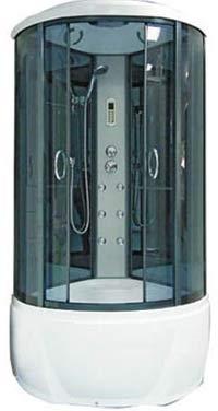 Гидромассажная кабина Miracle F75-3T/RZ (100х100 см) Размер: 100x100х215 см Поддон глубокий