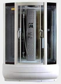 Гидромассажная кабина Miracle TS8002 (150х85 см) с г/м в под. Размер: 150x85х210 см Поддон глубокий