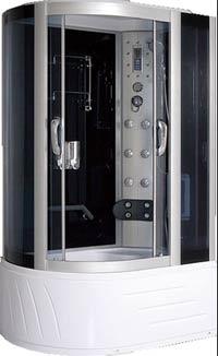 Гидромассажный бокс Caribe F020 L/R /RZ (120х82 см) Размер: 120x82х215 см Поддон глубокий Исполнение: правое, левое