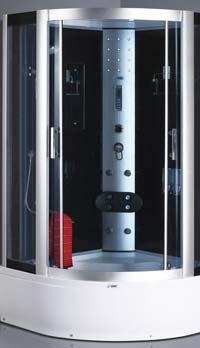 Гидромассажный бокс SWD 1805 с сенсором Размер 120х120х215 см Глубокий поддон 42 см