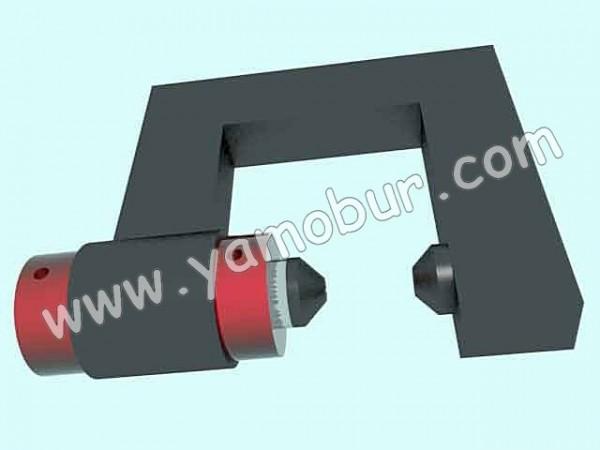 Гидроскоба для ремонта и реставрации рамных конструкций, переклепки рам