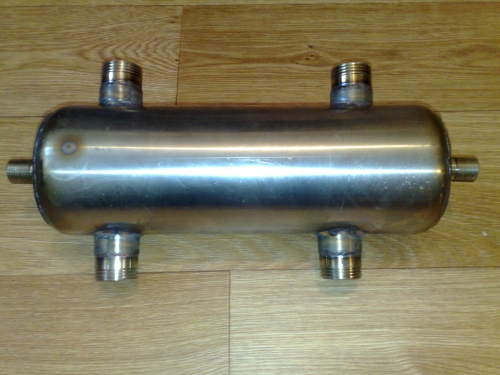 Гидрострелка до 55кВ