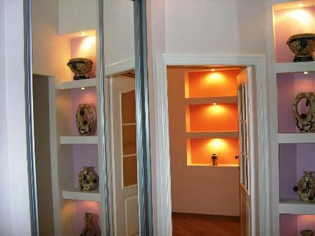 Гипсокартон конструкции любой сложности, многоуровневые потолки, перегородки, арки, быстро, аккуратно, доступно.