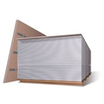 Гипсокартон потолочный (9,5 мм) 1,2 х 2,5 м