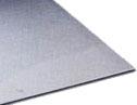 Гипсокартон потолочный 9,5мм*1.20*2.5м