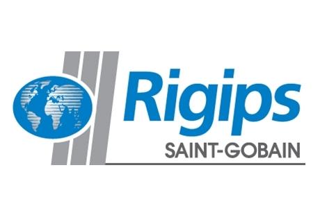 Гипсокартон Rigips (Польша) влагостойкий 12,5х1200х2500мм.