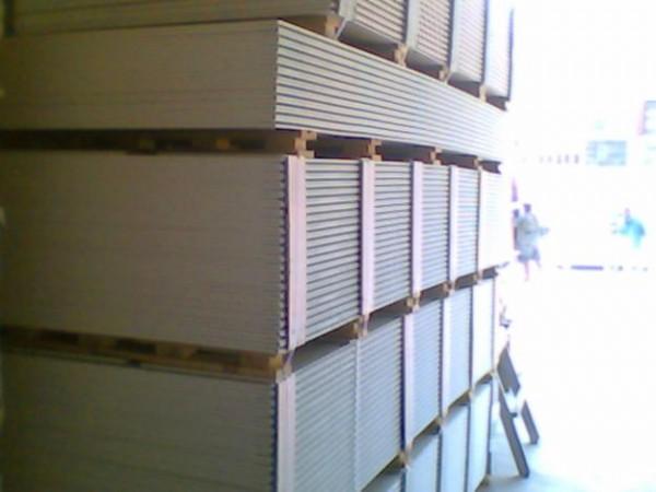 Гипсокартон (стеновой) KNAUF 12,5 мм*1,20*2,5