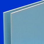 Гипсокартон влагостойкий (ГКЛВ) 9.5 mm MAESTRO 1200х2500х9,5мм