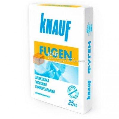 Фото  1 Гипсовая шпаклевка для швов Кнауф Фугенфюллер (Knauf Fugenfuller) (25 кг) 1747103