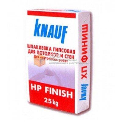 Фото  1 Гипсовая шпаклевка Кнауф финиш (Knauf HP Finish) (25 кг) 1747109