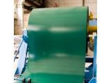 Гладкий лист с цветным полимерным покрытием 1250х0,45 (длина любая)