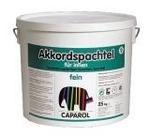 Glattspachtel (Akkordspachtel Fein) 25 кг Шпаклівка Caparol