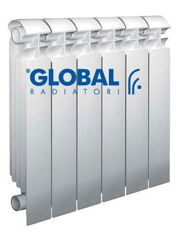 Фото 4 Алюминиевые радиаторы Global 328709