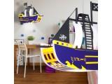 Подвесной светильник для детской комнаты и игровых залов Globo Пиратская шхуна