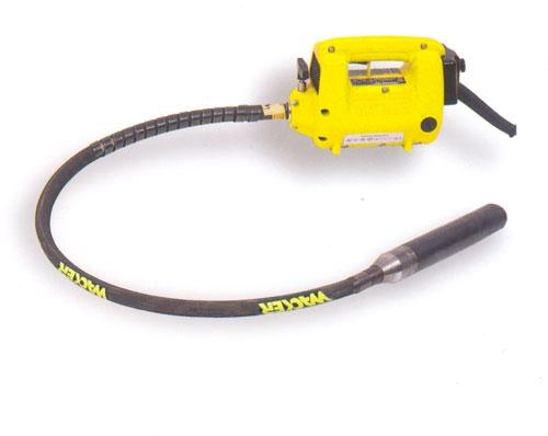 Глубинный вибратор с гибким валом