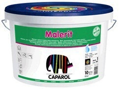 Глубокоматовая краска Malerit Caparol.