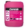 Глубокопроникающая грунтовка Ceresit СТ 17 (10 л)