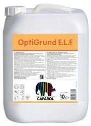Глубокопроникающая грунтовка OptiGrund E. L. F. Caparol