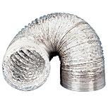 Гнучкі повітроводи для систем вентиляційного опалення та кондиціювання, ізовент, полівент, плоскі та круглі канали