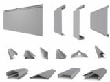 Гнутый профиль 40х50, 1,2 мм - Низкие цены