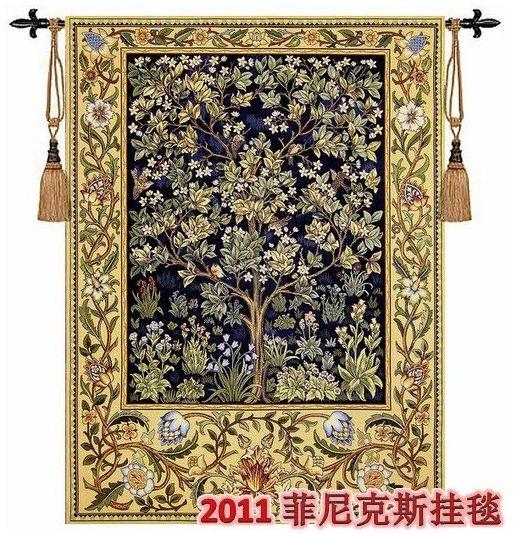 Гобелен денежное дерево