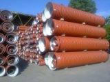 Фото  1 Труба гофрована д. 160х6000мм, SN8 для зовнішньої каналізації 1950549