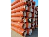 Фото  4 Труба гофрированная 200х6000мм для наружной канализации 4278438