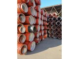 Фото  5 Труба гофрированная 300х6000мм для наружной канализации 5278543