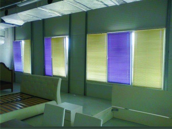 Акция - горизонтальные алюминиевые жалюзи!!! На пластиковые окна-оптимальное решение интерьера-160,15 грн. м/кв.