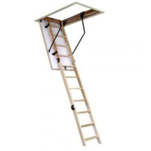 Горищні сходи Fakro Smart LWS -280 60x120