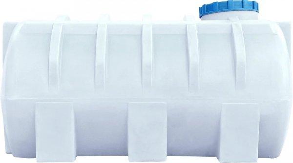Фото  1 Горизонтальная емкость 1000 литров бак, бочка для перевозки, транспортировки пищевая 2173955